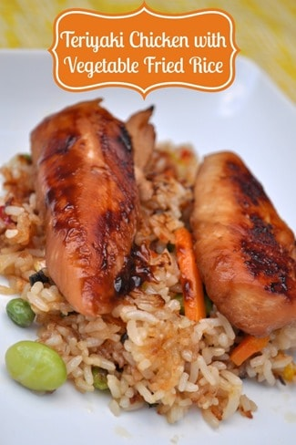 Teriyaki-Chicken-with-Fried-Rice