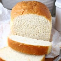 Favorite Homemade White Bread