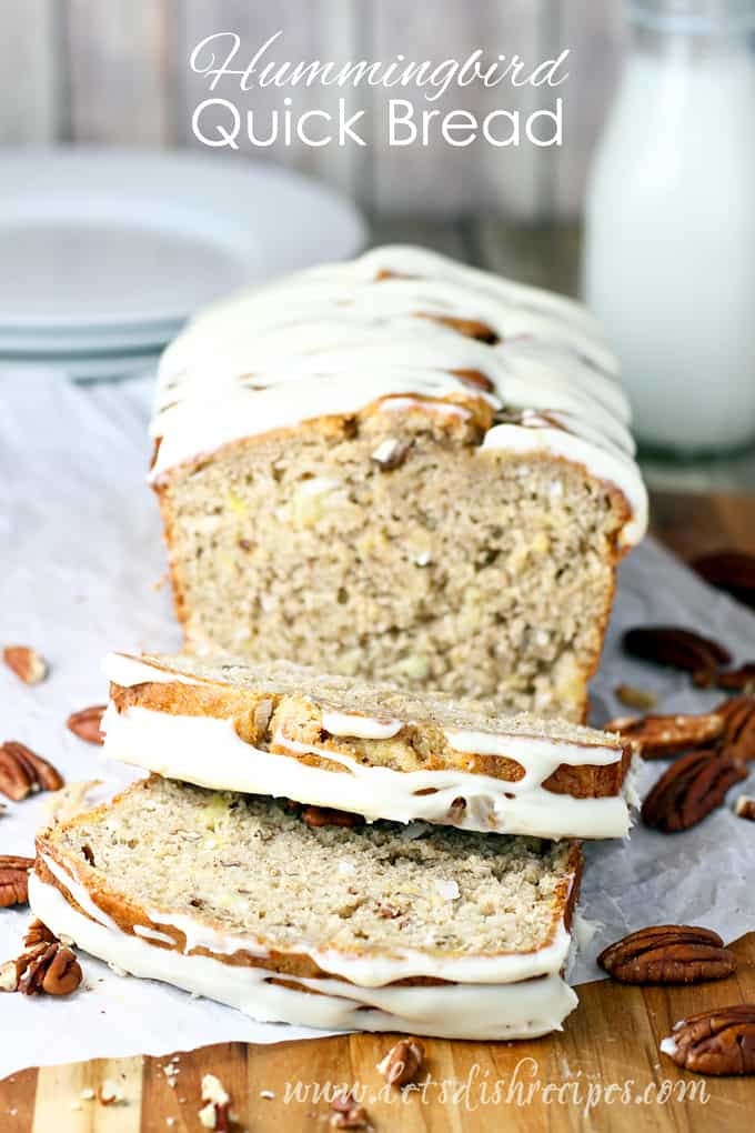 Hummingbird Quick Bread