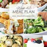 Meal Plan 42