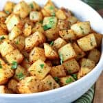 Southwest Roasted Potatoes