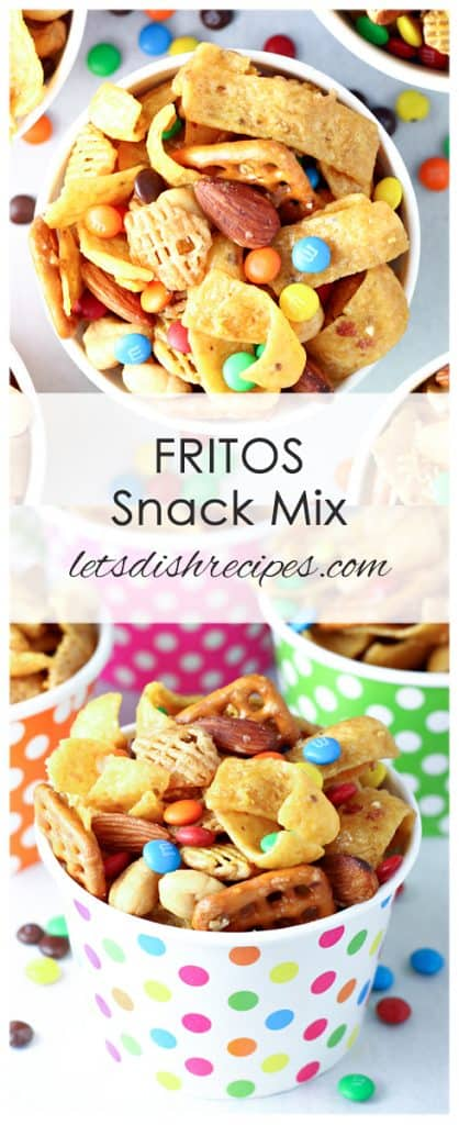 Fritos Snack Mix