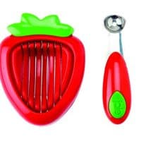 Strawberry Huller and Slicer
