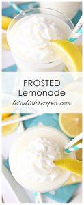 Copycat Chic-Fil-A Frosted Lemonade
