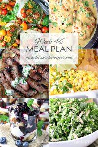 Meal Plan 46