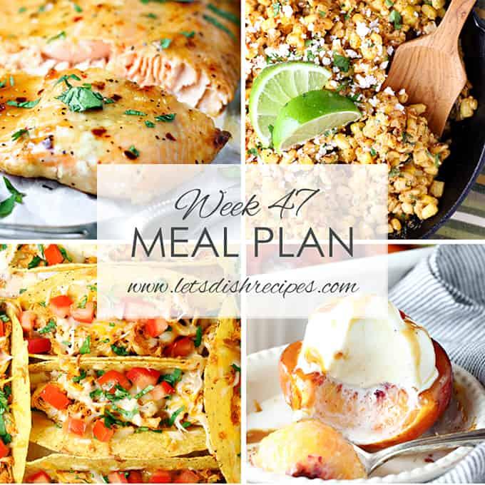 Meal Plan 47