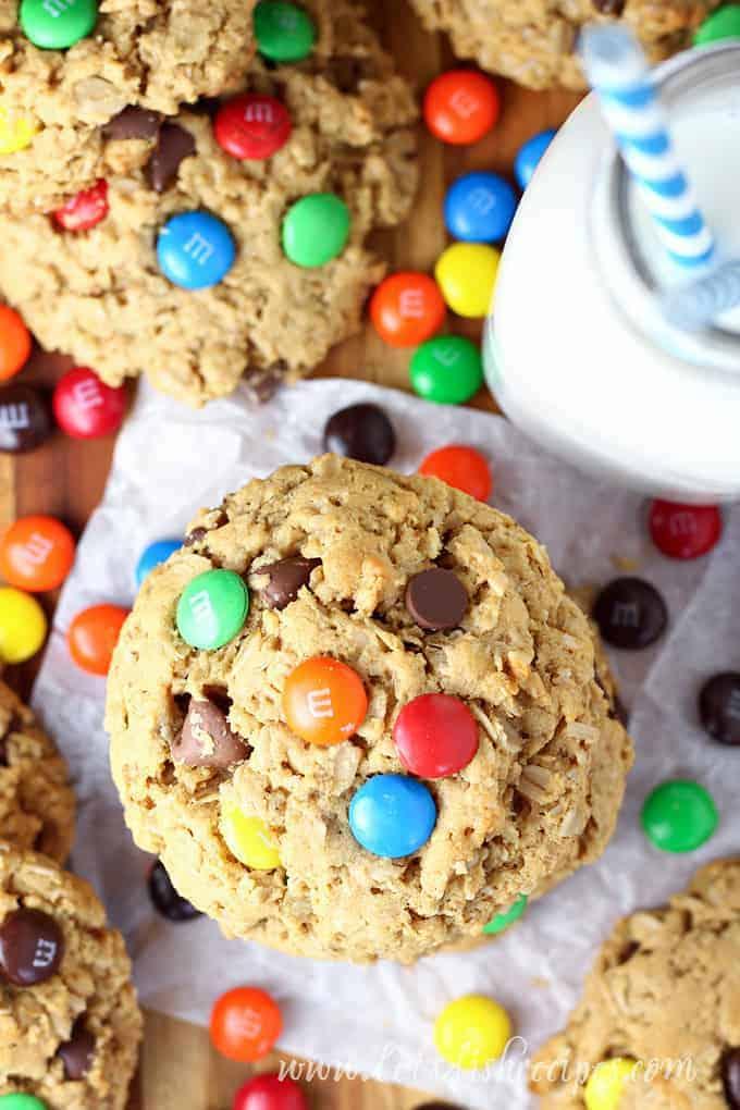 Favorite Monster Cookies