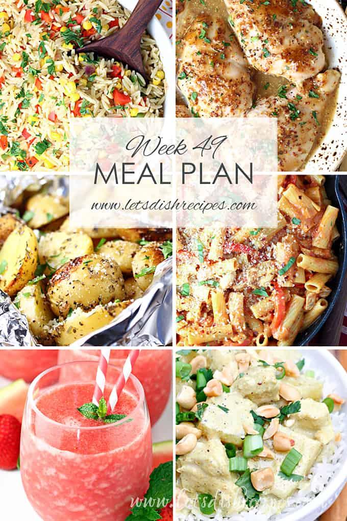 Meal Plan 49