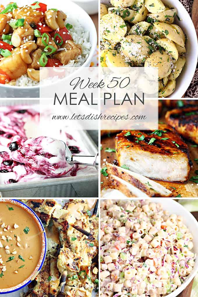 Meal Plan 50