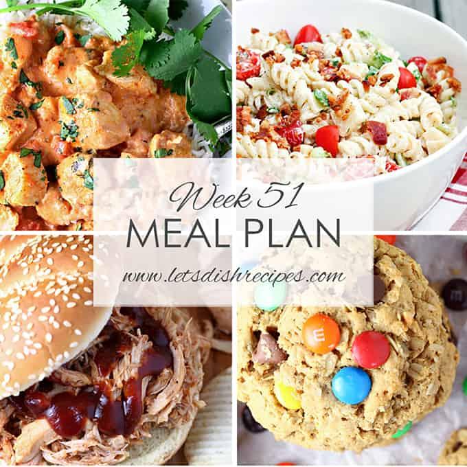 Meal Plan 51