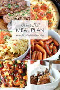Meal Plan 52