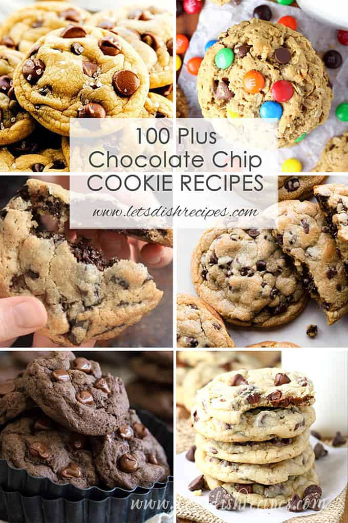 Ultimate Chocolate Chip Cookie Recipe Collection