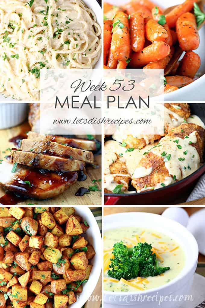 Meal Plan 53