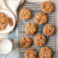 Best Oatmeal Chocolate Chip Cookies (Oatmeal Doozies)