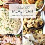 Meal Plan 60
