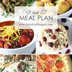 Easy Meal Plan 61