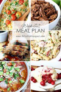 Meal Plan 62