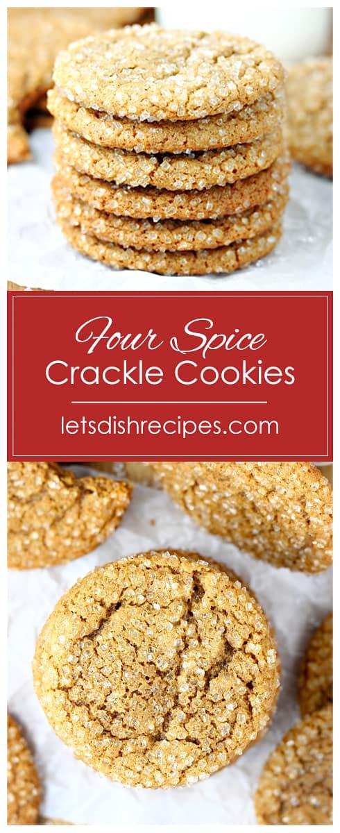 Four Spice Crackles