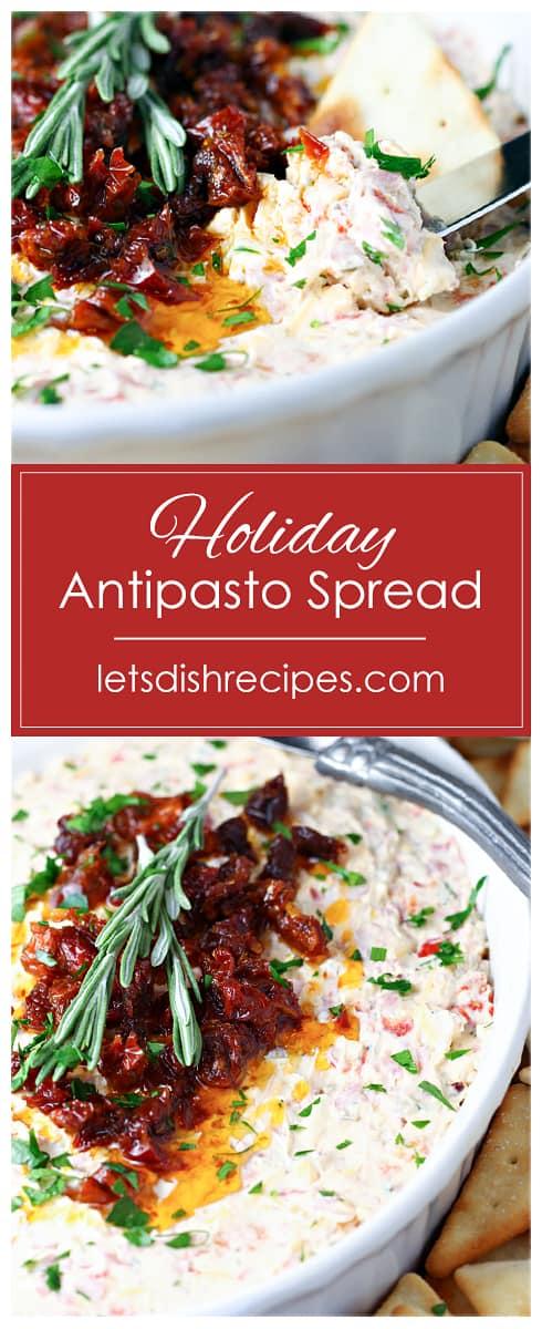 Holiday Antipasto Spread