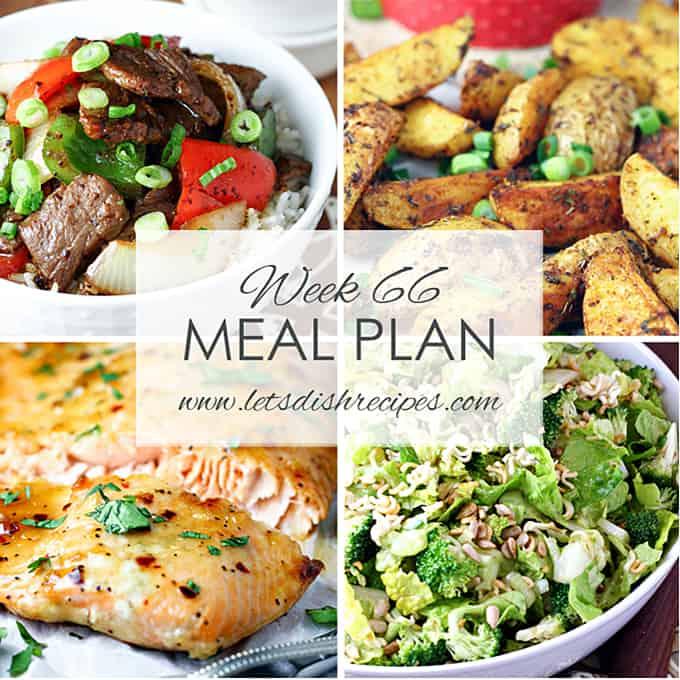 Meal Plan 66