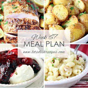 Meal Plan 67