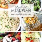 Meal Plan 68
