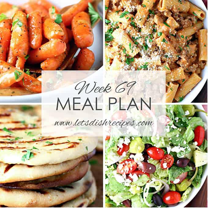 Meal Plan 69