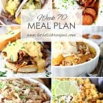 Meal Plan 70