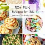 50 Recipes for Kids to Make