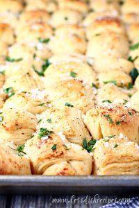 Parmesan Garlic Bubble Bread