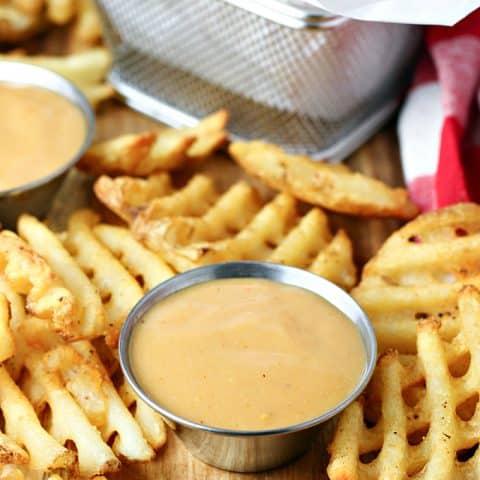 Chick-fil-A Sauce (Copycat Recipe)
