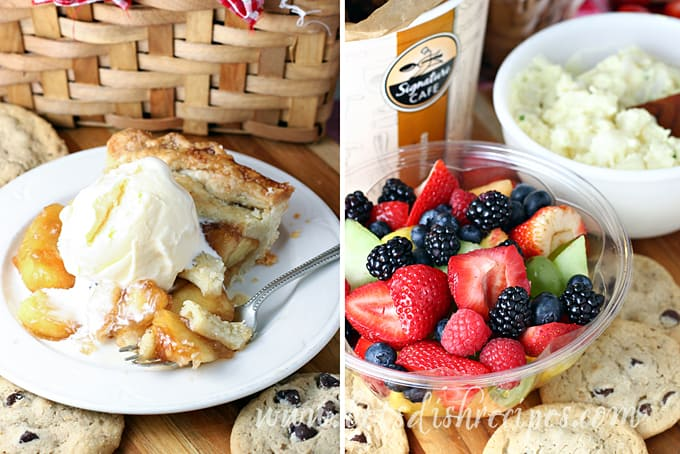 Ideas for Easy Outdoor Summer Eating