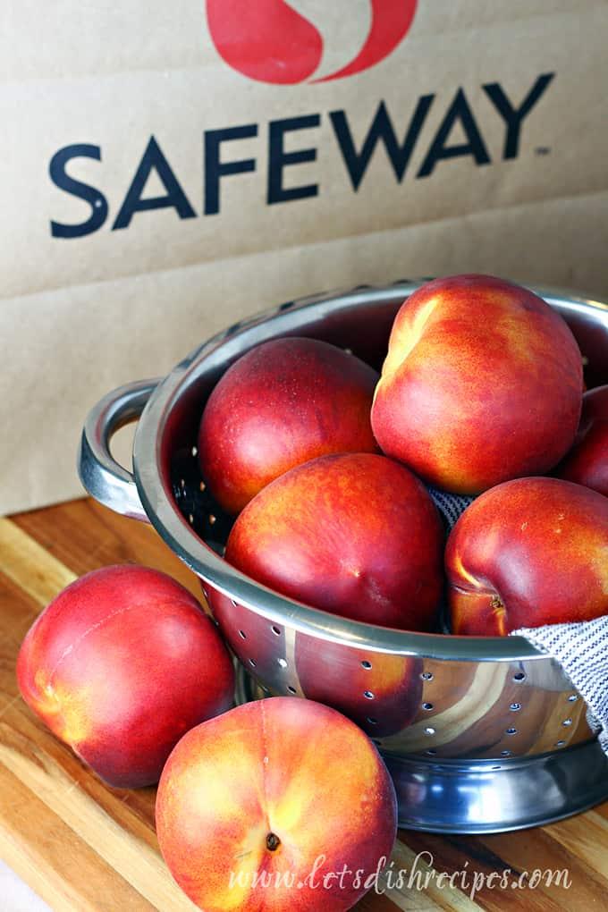 Safeway Peaches