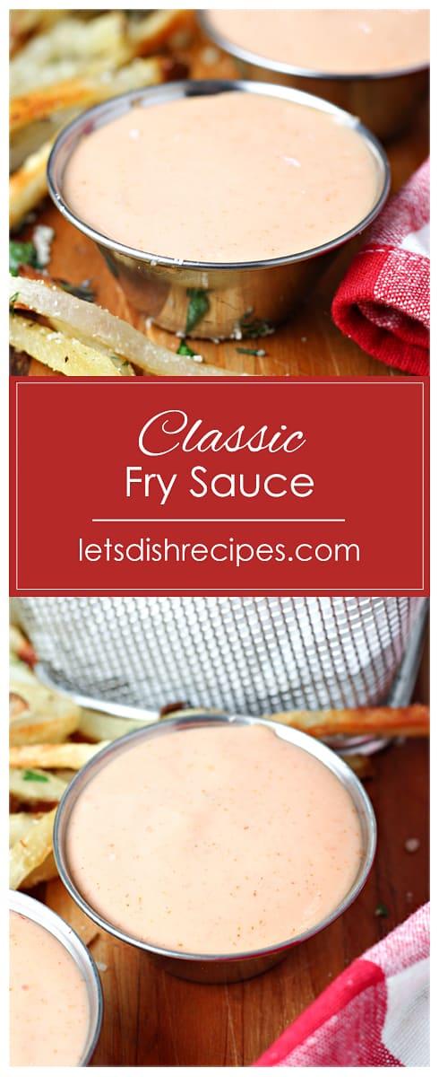 Classic Fry Sauce