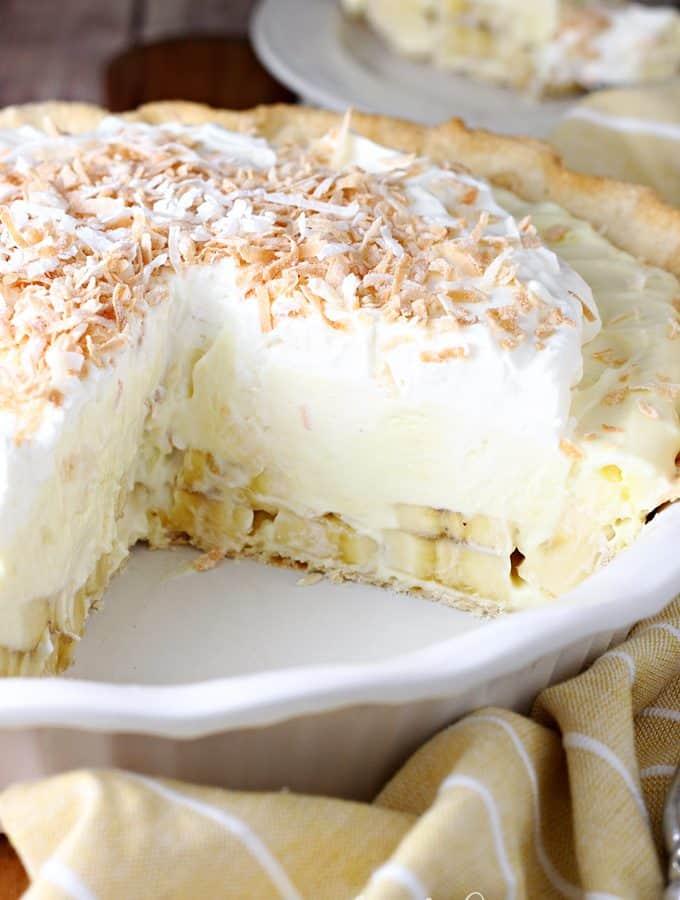 Best Banana Cream Pie