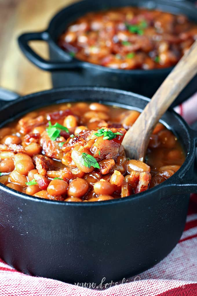 Best Slow Cooker Baked Beans