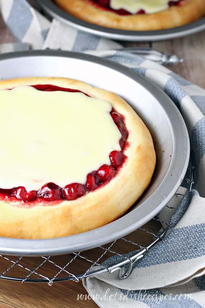Belgian Cherry Pie