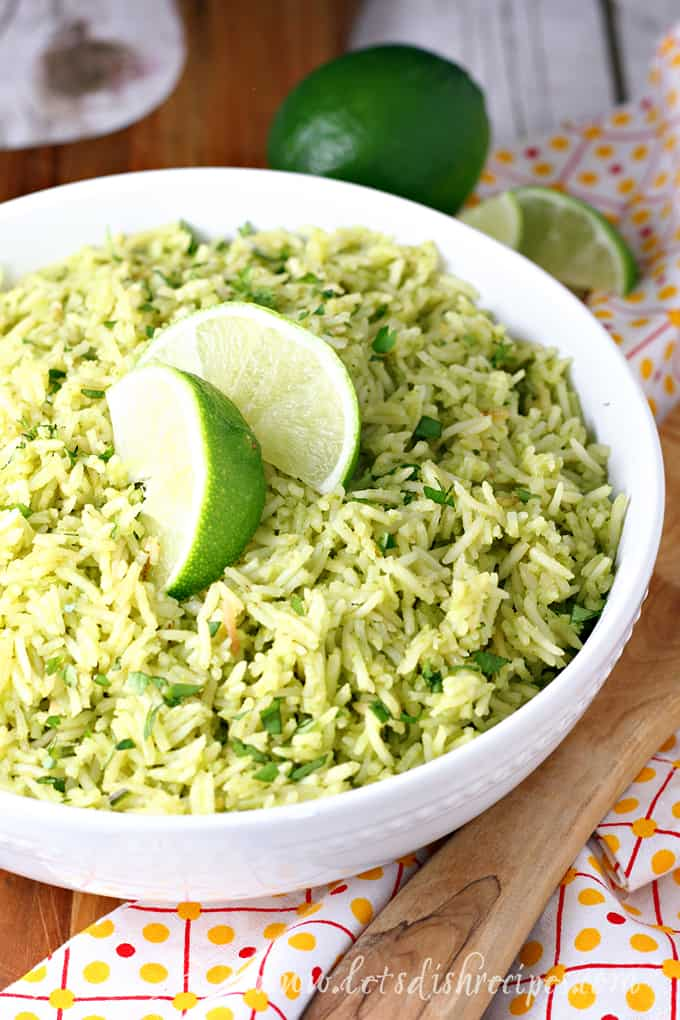 Green Chile Rice
